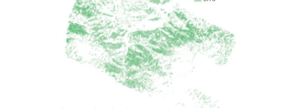 Inversion of Forest Canopy Properties Based on geometric optical model of airborne lidar and optical